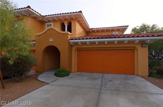 11835 Portina #2023, Las Vegas, NV 89138 (MLS #2158394) :: Hebert Group | Realty One Group