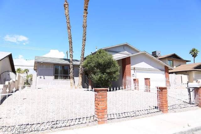 608 Cragin Park, Las Vegas, NV 89107 (MLS #2158396) :: Brantley Christianson Real Estate