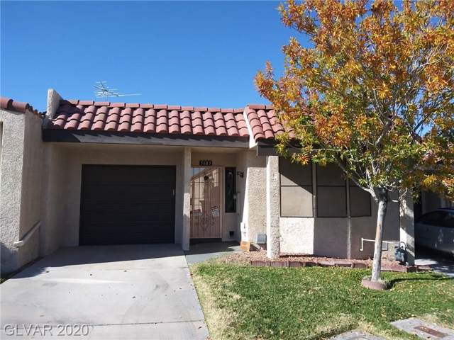5683 Hobble Creek, Las Vegas, NV 89120 (MLS #2158398) :: Trish Nash Team