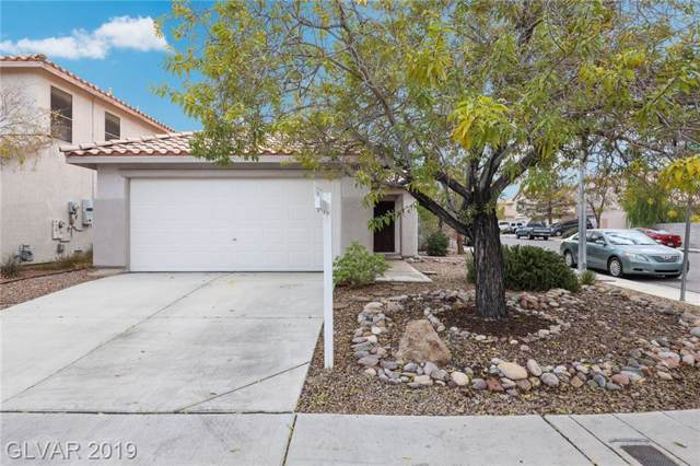2045 Dragonslayer, Las Vegas, NV 89183 (MLS #2158401) :: Brantley Christianson Real Estate