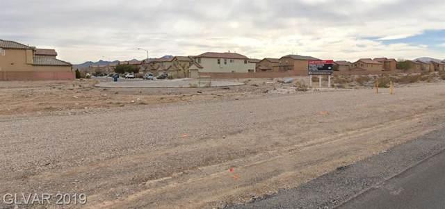 S Las Vegas Blvd, Las Vegas, NV 89183 (MLS #2158408) :: Brantley Christianson Real Estate