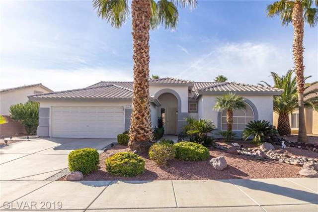777 Tossa De Mar, Henderson, NV 89002 (MLS #2158427) :: Signature Real Estate Group