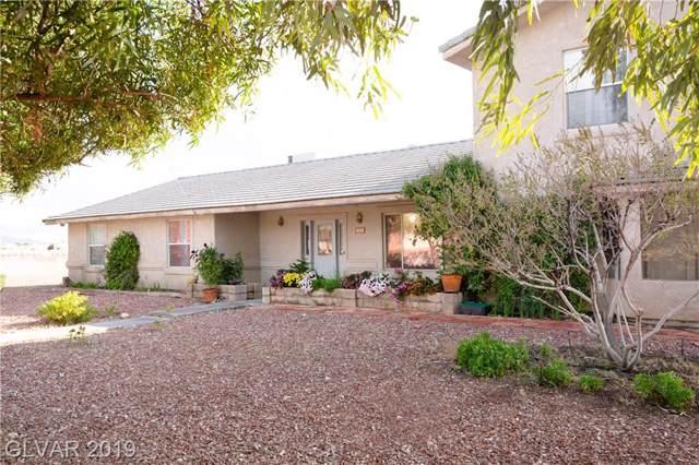3421 Gowan Road, North Las Vegas, NV 89032 (MLS #2158443) :: Vestuto Realty Group