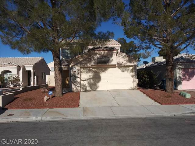 8224 Cimarron Ridge, Las Vegas, NV 89128 (MLS #2158460) :: Signature Real Estate Group