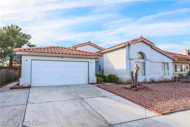 6113 Blossom Knoll, Las Vegas, NV 89108 (MLS #2158519) :: Hebert Group   Realty One Group
