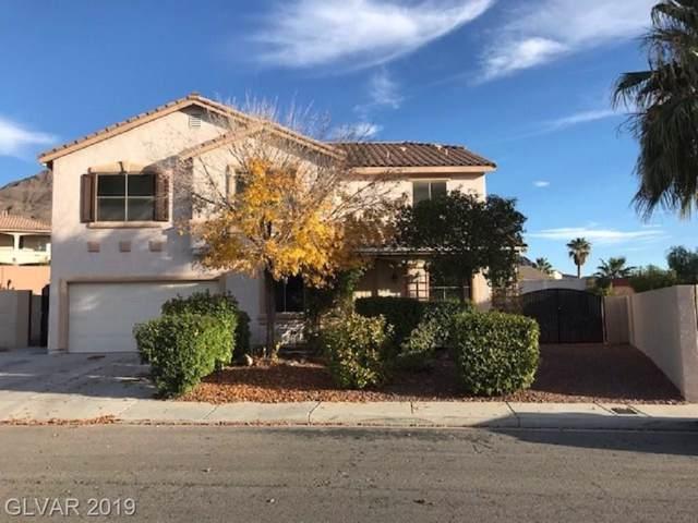 1114 Scarlet Peak, Las Vegas, NV 89110 (MLS #2158577) :: Trish Nash Team