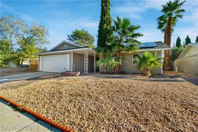129 Bradshaw, Las Vegas, NV 19145 (MLS #2158614) :: Signature Real Estate Group