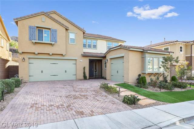 917 Pomander Point, Henderson, NV 89012 (MLS #2158648) :: Signature Real Estate Group