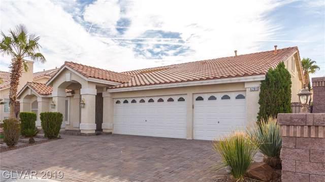 6281 Pale Pavilion, Las Vegas, NV 89139 (MLS #2158653) :: Hebert Group | Realty One Group
