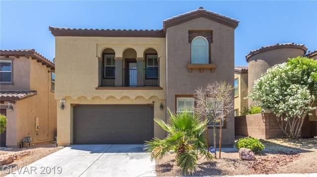123 Honors Course Drive, Las Vegas, NV 89148 (MLS #2158744) :: Signature Real Estate Group
