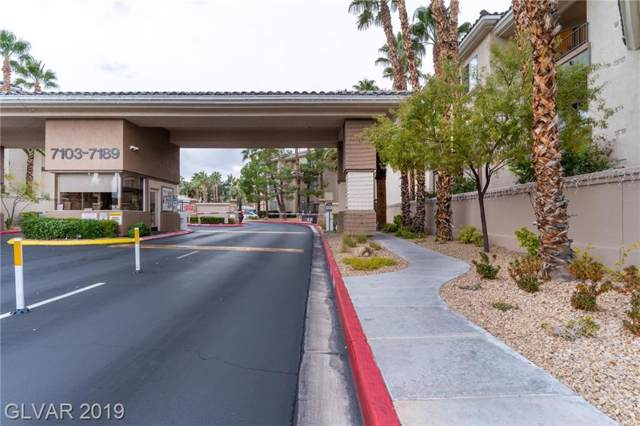 7127 Durango #106, Las Vegas, NV 89113 (MLS #2158750) :: Hebert Group | Realty One Group