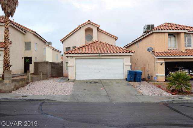 3675 Steinbeck, Las Vegas, NV 89115 (MLS #2158765) :: Trish Nash Team