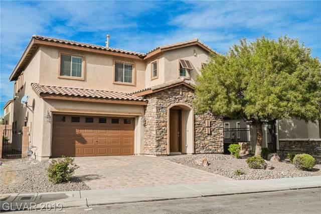 4941 Teal Petals, North Las Vegas, NV 89081 (MLS #2158781) :: Vestuto Realty Group