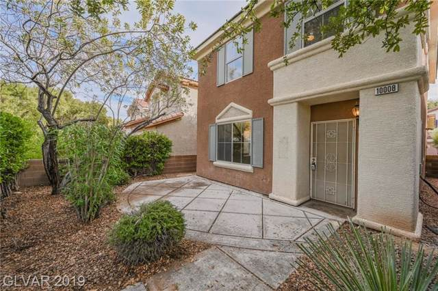 10008 Calabasas, Las Vegas, NV 89117 (MLS #2158803) :: Signature Real Estate Group