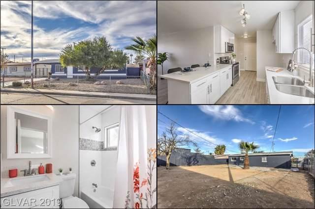 3131 Webster, North Las Vegas, NV 89030 (MLS #2158825) :: Vestuto Realty Group