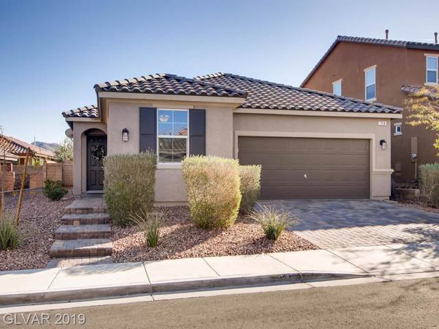 714 Gulf Pearl, Henderson, NV 89002 (MLS #2158829) :: Signature Real Estate Group