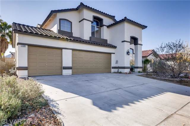 1129 Galangate, Henderson, NV 89015 (MLS #2158842) :: Signature Real Estate Group