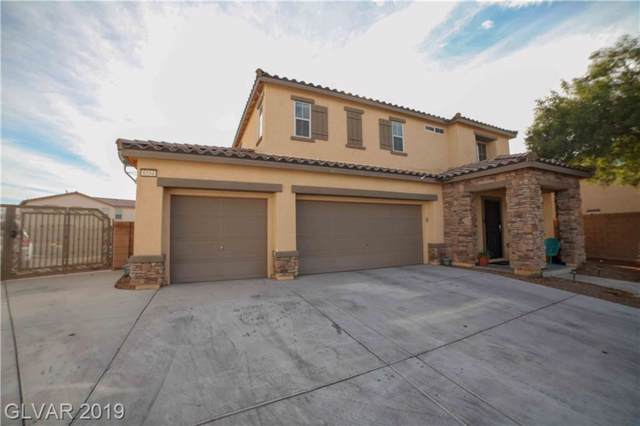 8104 Sapphire Sea, North Las Vegas, NV 89085 (MLS #2158885) :: ERA Brokers Consolidated / Sherman Group