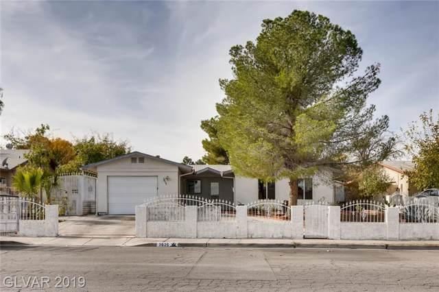3635 Indios, Las Vegas, NV 89121 (MLS #2158901) :: Signature Real Estate Group