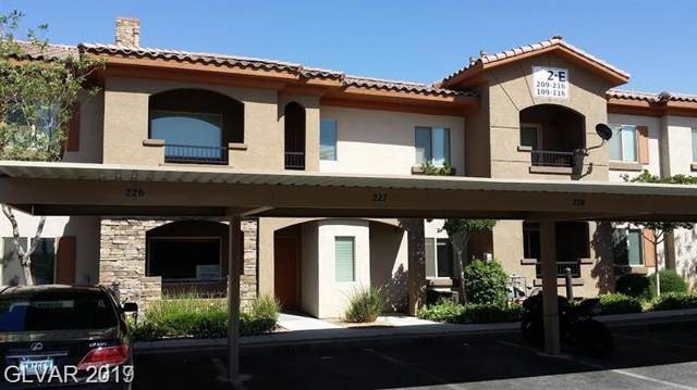7701 Robindale #111, Las Vegas, NV 89113 (MLS #2158937) :: Signature Real Estate Group