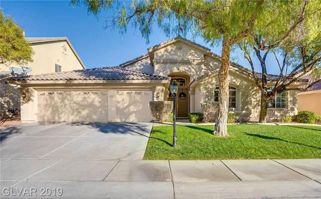 5662 Quiet Cloud, Las Vegas, NV 89141 (MLS #2159000) :: Hebert Group | Realty One Group