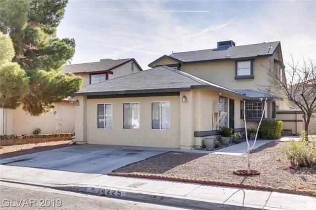 4225 Timpani, Las Vegas, NV 89110 (MLS #2159106) :: Hebert Group   Realty One Group