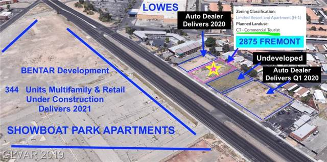 2875 Fremont Street, Las Vegas, NV 89104 (MLS #2159122) :: Performance Realty