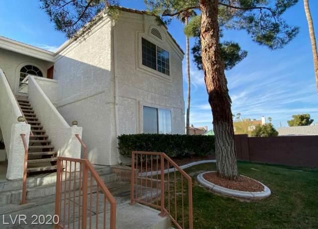 1800 Edmond Street Apt 245, Las Vegas, NV 89146 (MLS #2159130) :: The Shear Team