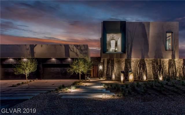 6920 Stargazer Ridge Court, Las Vegas, NV 89118 (MLS #2159178) :: Signature Real Estate Group