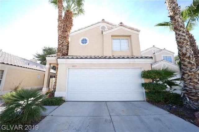 8673 Freeport, Las Vegas, NV 89117 (MLS #2159198) :: Signature Real Estate Group
