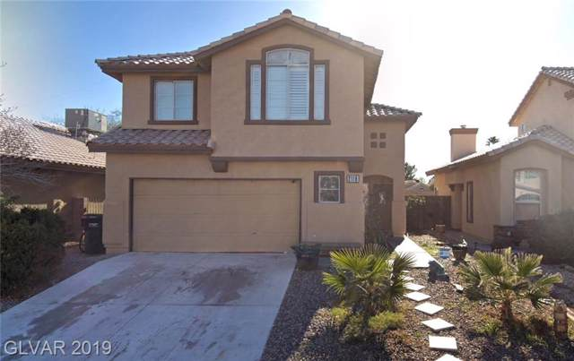 2119 Sierra Stone, Las Vegas, NV 89119 (MLS #2159372) :: Signature Real Estate Group