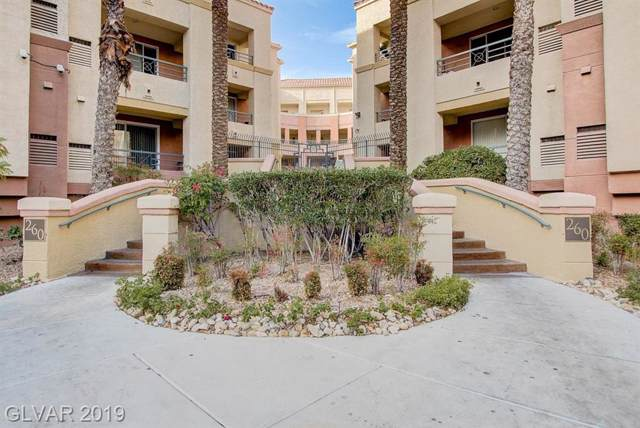 260 E Flamingo #336, Las Vegas, NV 89169 (MLS #2159516) :: Hebert Group | Realty One Group
