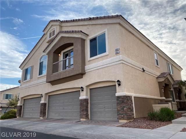 3205 Regal Swan #1, North Las Vegas, NV 89084 (MLS #2159597) :: Performance Realty