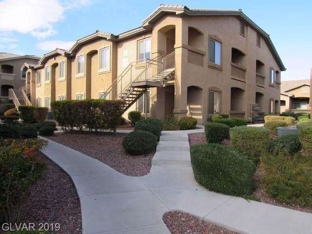 8805 Jeffreys #1024, Las Vegas, NV 89123 (MLS #2159598) :: Performance Realty
