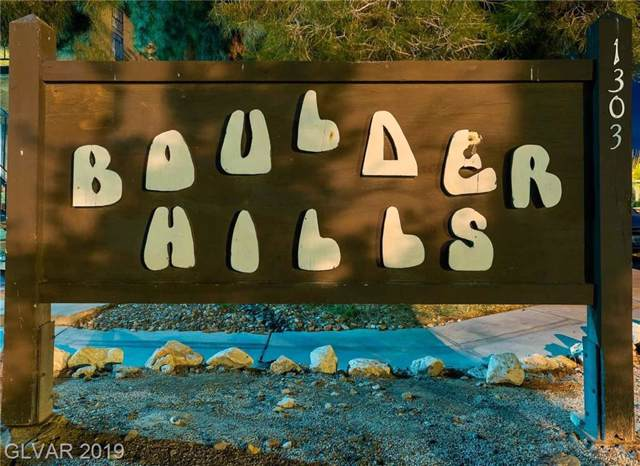 1303 Darlene 301C, Boulder City, NV 89005 (MLS #2159610) :: Performance Realty