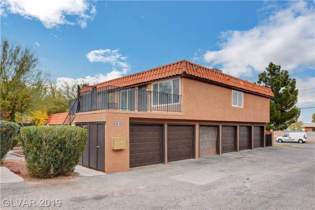 230 Shadybrook Lane D, Las Vegas, NV 89107 (MLS #2159645) :: Billy OKeefe   Berkshire Hathaway HomeServices