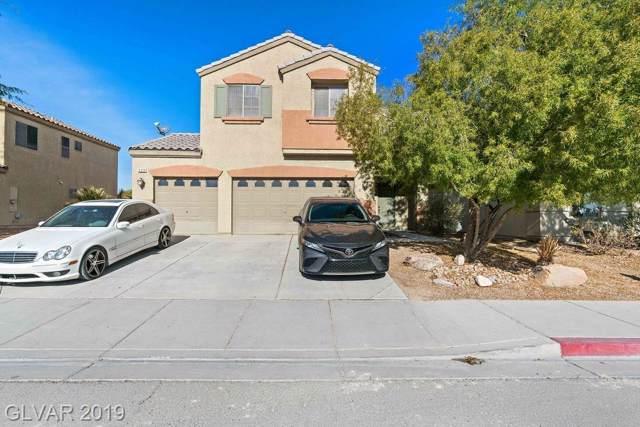 908 El Campo Grande, North Las Vegas, NV 89081 (MLS #2159663) :: Vestuto Realty Group