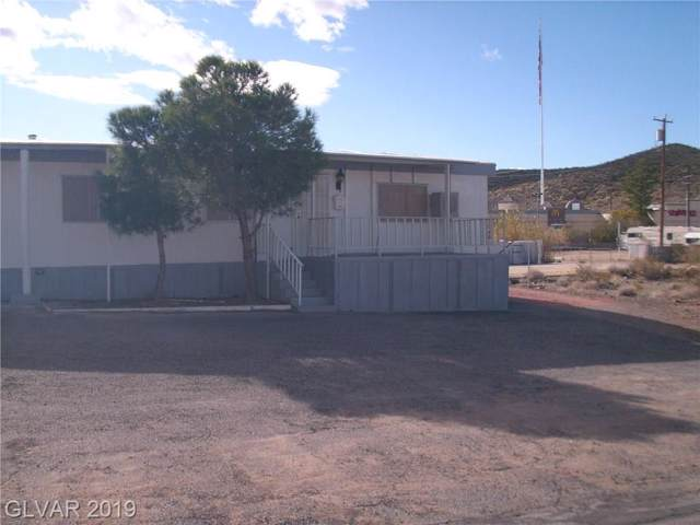 135 Gaviland Street, Searchlight, NV 89046 (MLS #2159669) :: Performance Realty