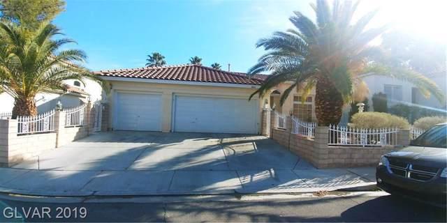 4844 Jadero, Las Vegas, NV 89147 (MLS #2159694) :: Vestuto Realty Group