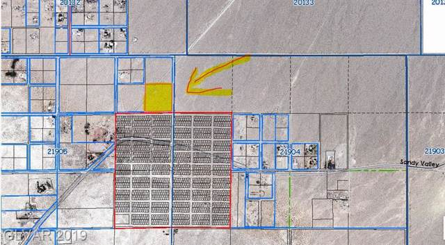 Comanche, Sandy Valley, NV 89019 (MLS #2159712) :: ERA Brokers Consolidated / Sherman Group