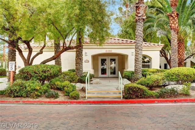 6480 Annie Oakley #722, Las Vegas, NV 89120 (MLS #2159869) :: Hebert Group | Realty One Group