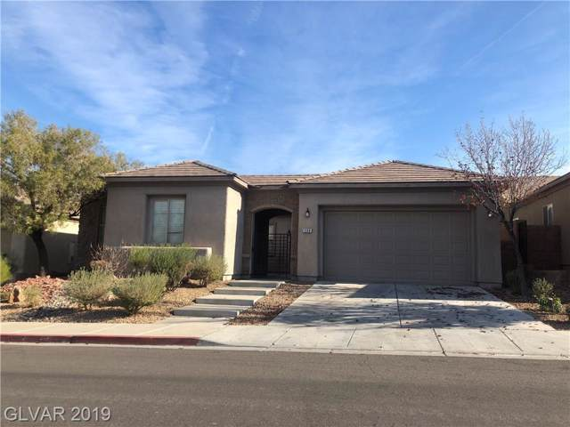 208 Palmetto Pointe Drive, Henderson, NV 89012 (MLS #2159893) :: Signature Real Estate Group