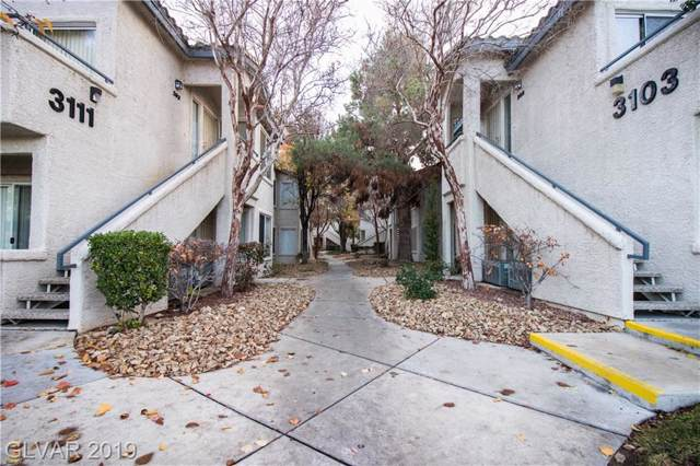 3103 Key Largo Drive #201, Las Vegas, NV 89120 (MLS #2160236) :: Hebert Group | Realty One Group