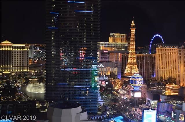 3722 Las Vegas #2009, Las Vegas, NV 89158 (MLS #2160285) :: Performance Realty