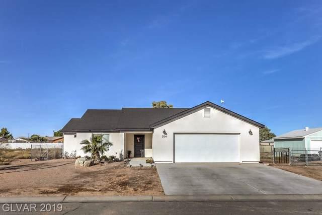254 Pescado Grande Avenue, Overton, NV 89040 (MLS #2160338) :: Signature Real Estate Group