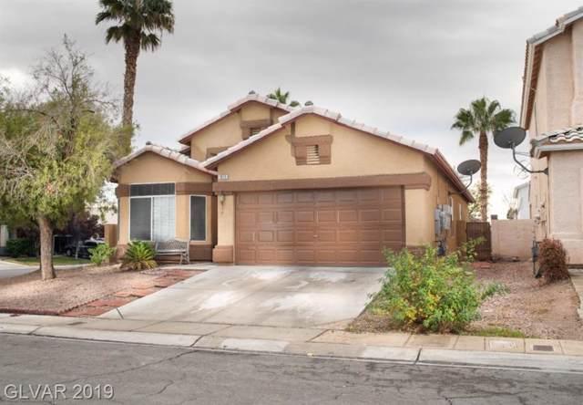 1519 Woodward Heights, North Las Vegas, NV 89032 (MLS #2160377) :: Signature Real Estate Group