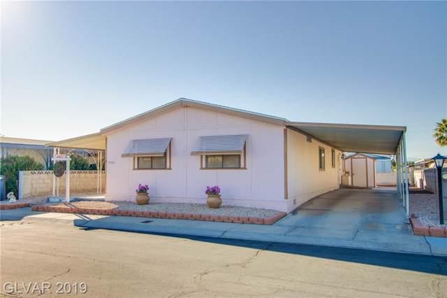 3081 Tularosa, Las Vegas, NV 89122 (MLS #2160465) :: Signature Real Estate Group