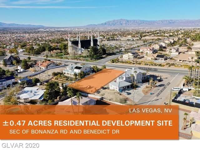 7031 Bonanza Road, Las Vegas, NV 89110 (MLS #2160528) :: The Lindstrom Group