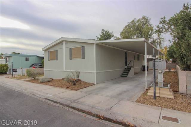 3459 Lost Hills, Las Vegas, NV 89122 (MLS #2160546) :: Signature Real Estate Group