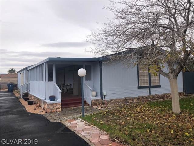 416 Mcdonald Avenue, Overton, NV 89040 (MLS #2160614) :: Signature Real Estate Group